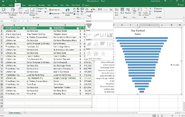 EXCEL 19.0