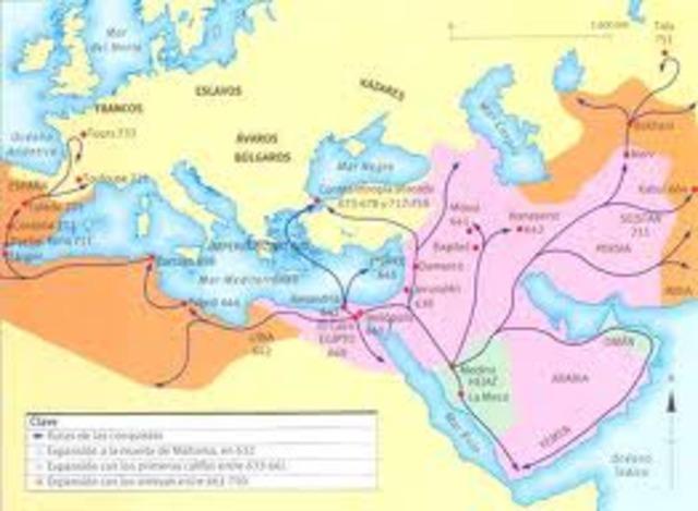 Primeros Califas
