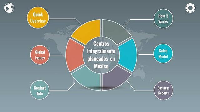 Empieza la planeación de los Centros Integralmente Planeados