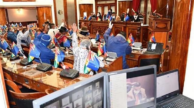 Diputados sanciona ley de elecciones y la deriva al Ejecutivo para su promulgación