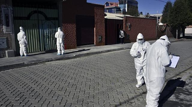 Bolivia supera los 96 mil casos de coronavirus tras reportar 1.388 nuevos contagios