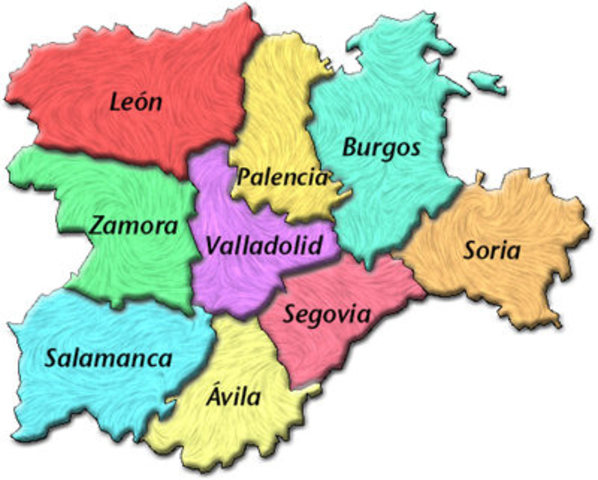 León y Castilla