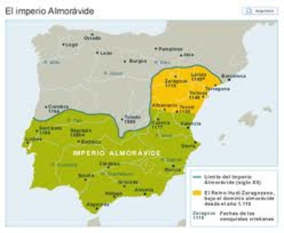 Invasión de los Almorávides