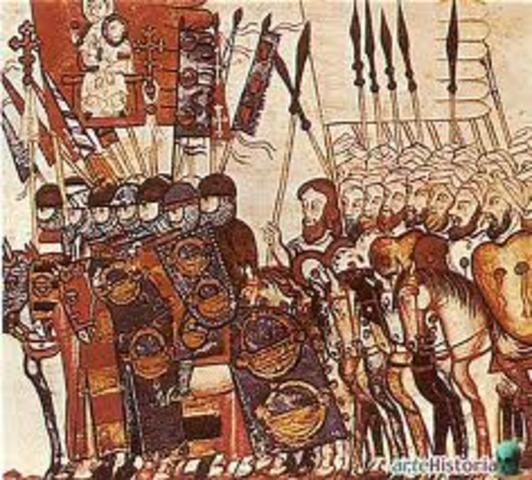 Primeros núcleos cristianos