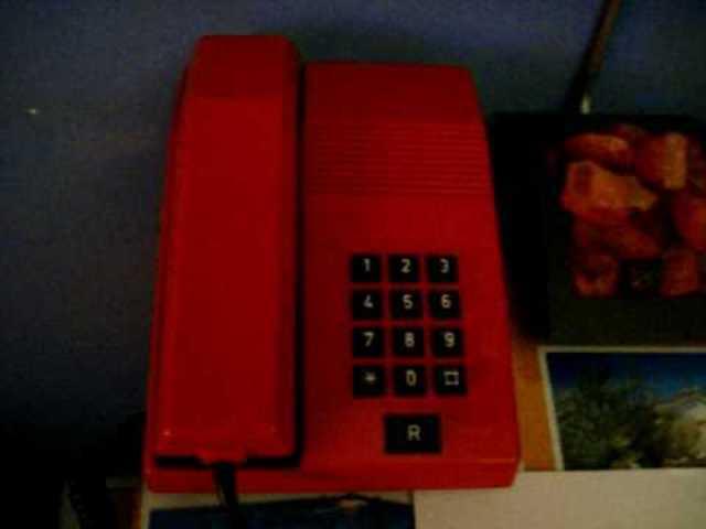 El primer contacto con el Teléfono Fijo