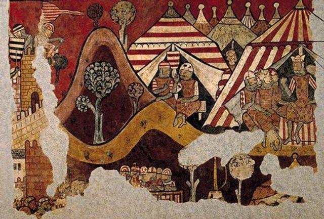 Final del taife Balear, setge a Medina