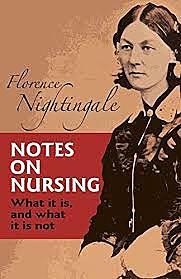 """""""Notas sobre Enfermería. Qué es y qué no es"""""""