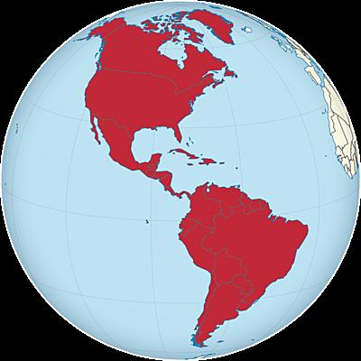 LÍNEA DE TIEMPO DE AMÉRICA timeline