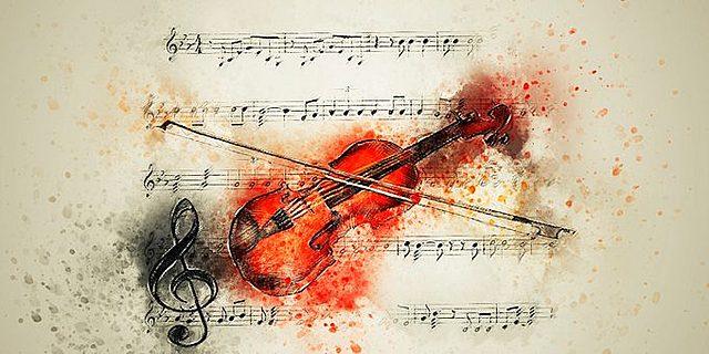 Conciertos de violín