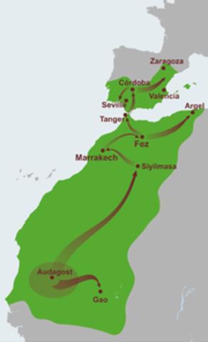 Mallorca dins del califat Almòrvit
