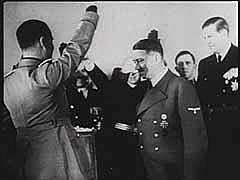 Alemanha, Itália e Japão firmam o tratado