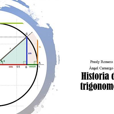 Historia de la trigonometría - Línea de tiempo  timeline