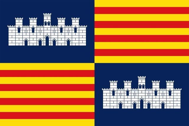 Creació del regne de Mallorca
