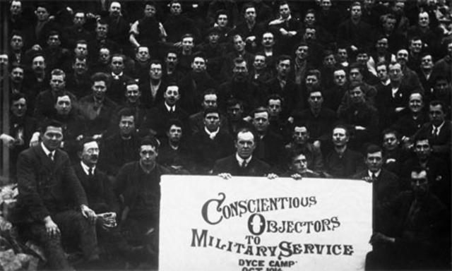 Conscription - part 2