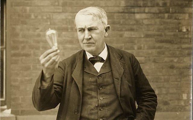 Edison y el kinetoscopio