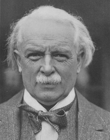 Lloyd George becomes PM