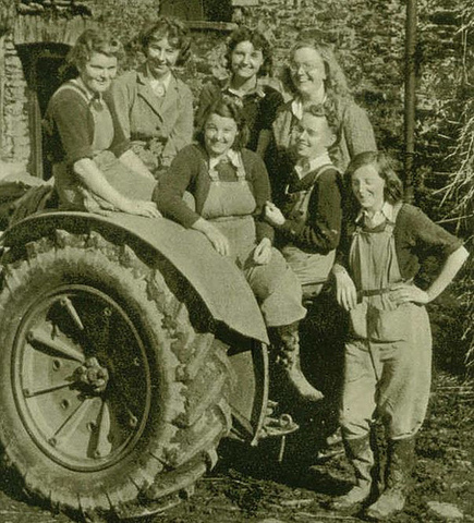 Women's Land Army formed