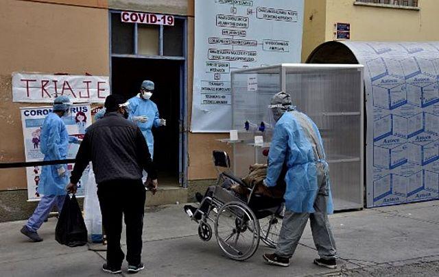 Bolivia: El pico de contagios de covid-19 llegará en septiembre y rozará los 150 mil casos