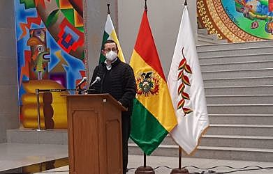 El ministro de Economía, Óscar Ortiz, informó este lunes que los bloqueos de carreteras ocasionaron un perjuicio que supera los $us 1.000 millones a la economía de Bolivia.