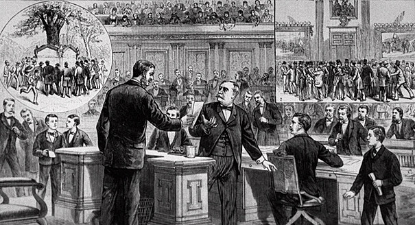 Andrew Johnson's Impeachment