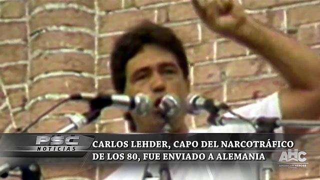 Narcotráfico en Colombia 1984-2020