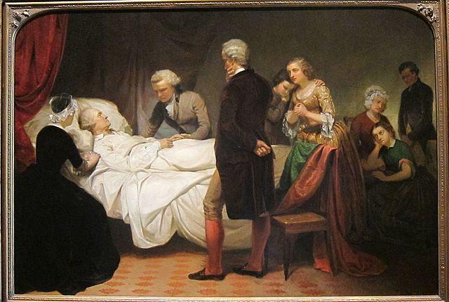George Washington's Death