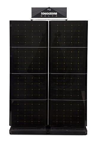 Touchstone Delta Supercomputer
