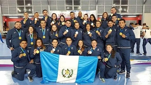 XI Juegos Deportivos Centroamericanos (Medalla de Oro)