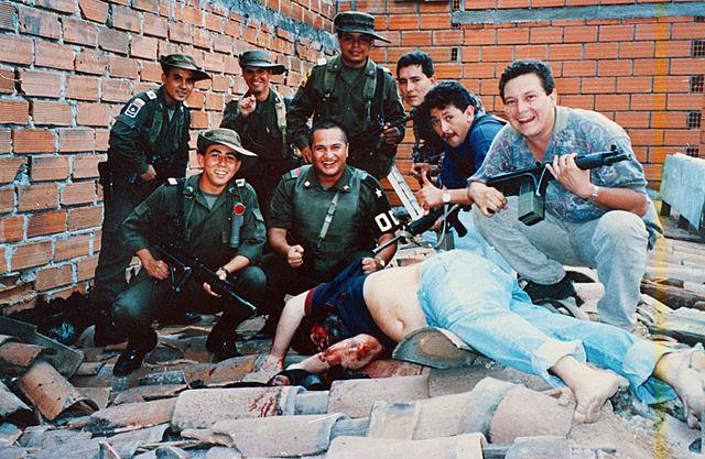Fin del cartel de medellín (1993)