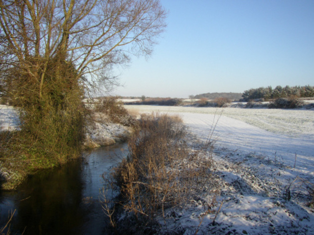 Plan to create Reservoir at Great Bradley