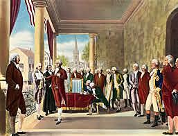 Inauguration of George Washington