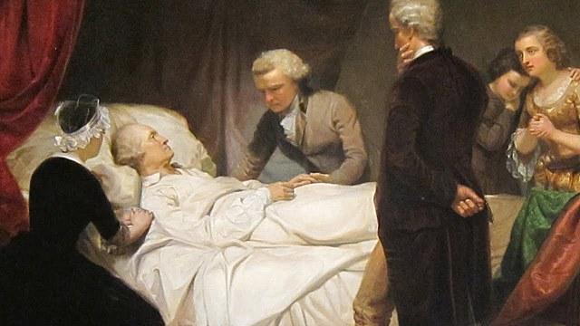 Death of George Washington