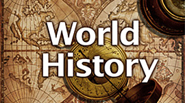 AP World History 10, 9, 7 timeline