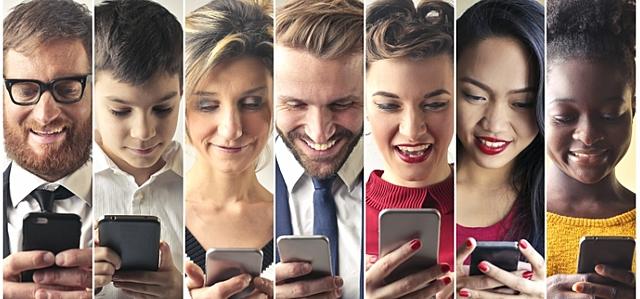 Más del 50% de la población mundial tiene acceso a Internet.
