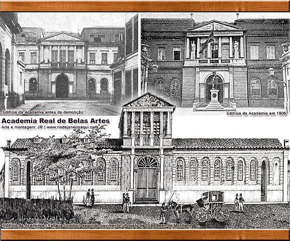 Escola de Belas Artes - Rio de Janeiro