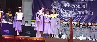 URL.  Universidad Rafael Landivar