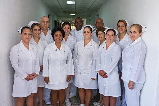 Mas Logros de Enfermería en el País