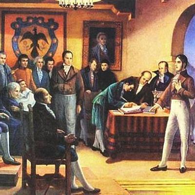 Reseña Histórica del Desarrollo Curricular en Colombia timeline