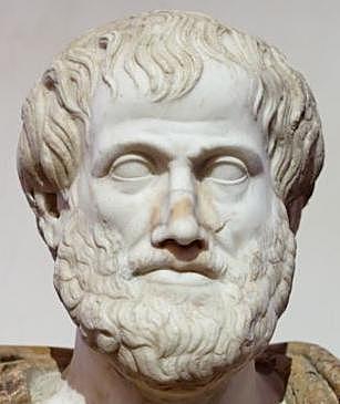Aristóteles (Estagira, Macedonia 384 a. C. – Calcis Eubea, Grecia 322 a. C.)
