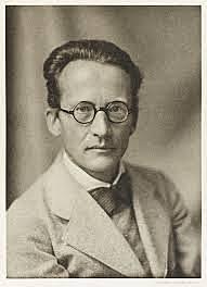 Erwin Schrodinger (1887 – 1961)