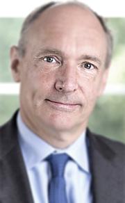 Tim Berners-Lee (1955)