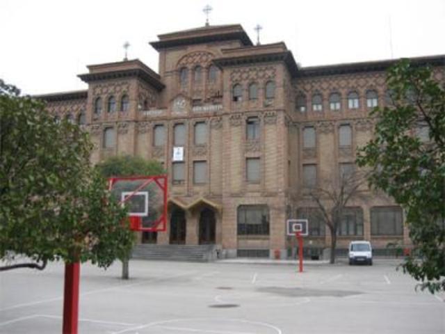 Schuman left the school