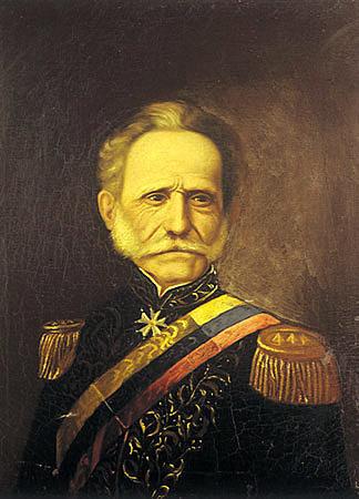 Tomás Cipriano de Mosquera.