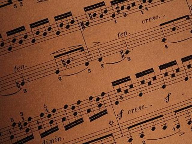 Schumann's repertory