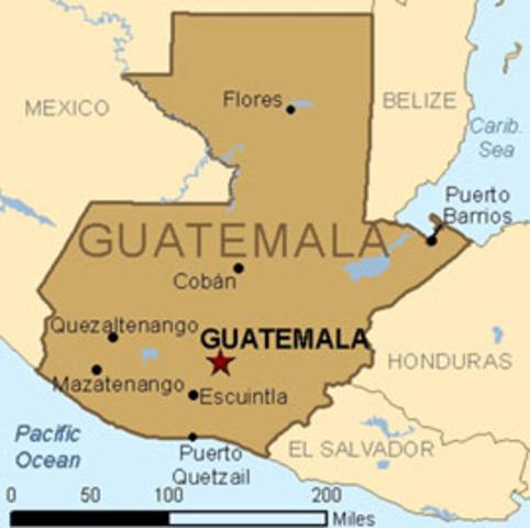 Misión GUATEMALA