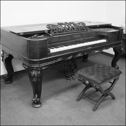 Square pianos