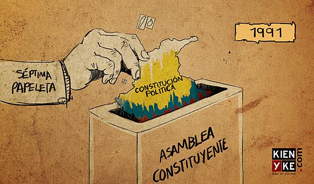 Constitución de Colombia