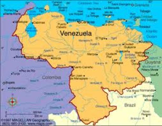Mision en VENEZUELA