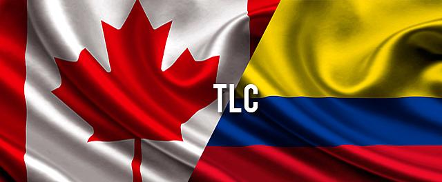 TLC Colombia y Canada