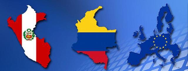 TLC-Colombia, Peru y Union Europea